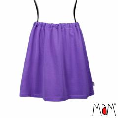 ManyMonths ECO Hempies Ella Skirt, Adv/Conq Sheer Violet