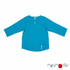 ManyMonths ECO Hempies Unisex Summer Shirt, Adventurer, Aquarius