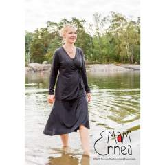 MaM Ennea Long Sleeve Wrap Top