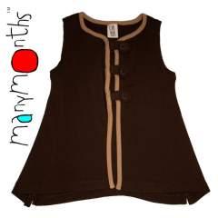 ManyMonths Natural Woollies Aquila Vest