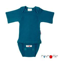ManyMonths Natural Woollies Body/Shirt Short Sleeve