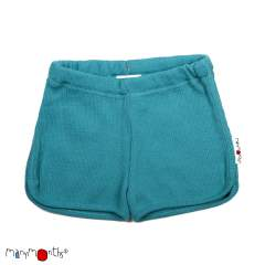 ManyMonths Natural Woollies Thermal Under/Over Unisex Shorts