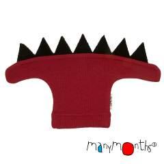 ManyMonths Natural Woollies Dino Jester Beanie UNiQUE