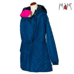 MaM Quilted Winter Babywearing Coat