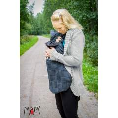 MaM Exclusive Wool Blend FleX Babywearing Cover