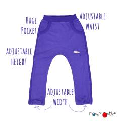 ManyMonths ECO Hempies Adjustable Kangaroo Trousers
