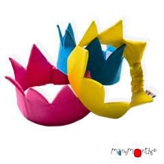 ManyMonths ECO Hempies Royal Headband