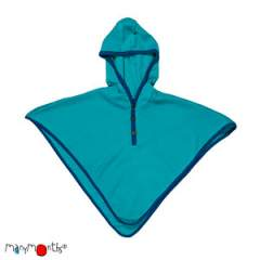 ManyMonths Natural Woollies Hooded Altair Multi-Cape UNiQUE